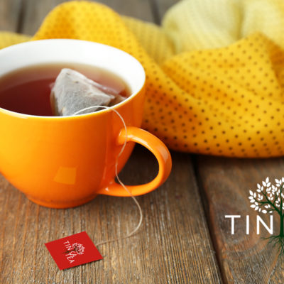 THE SHAPE - TINKA TEA