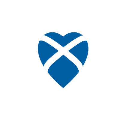 THE SHAPE - SCOTSCARE HEART