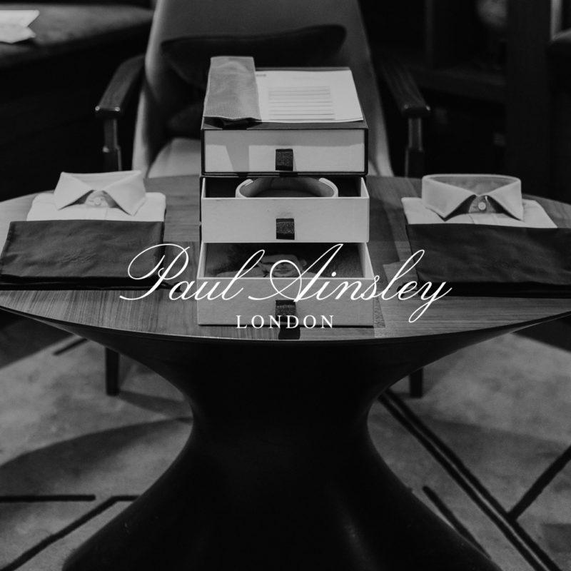 THE SHAPE - PAUL AINSLEY