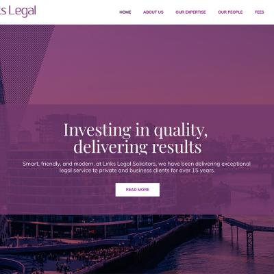 THE SHAPE - LINKS LEGAL WEBSITE