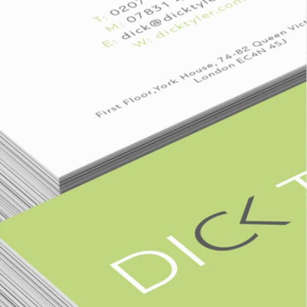 Dick Tyler Brand Identity