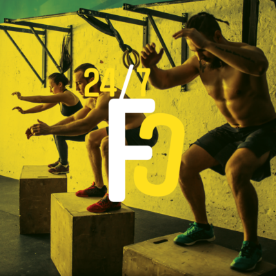 THE SHAPE 247 FIT CLUB