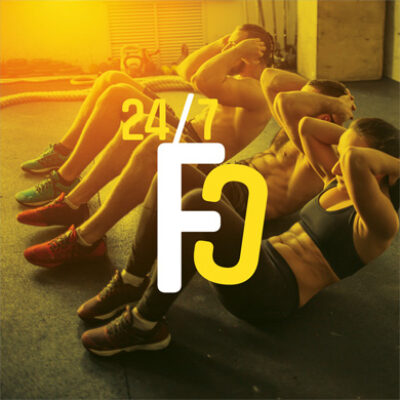 THE SHAPE 24/7 FIT CLUB