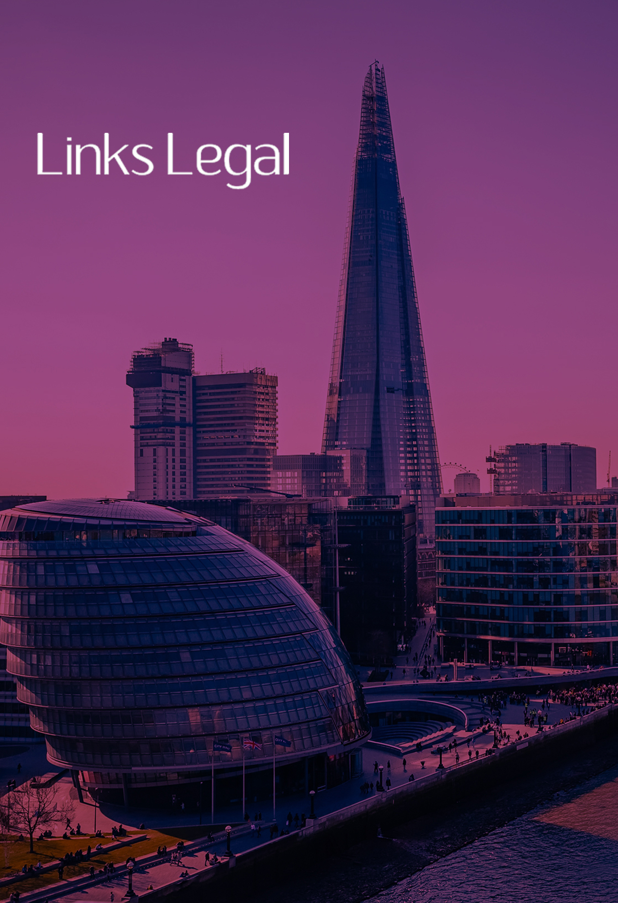 Links Legal Website