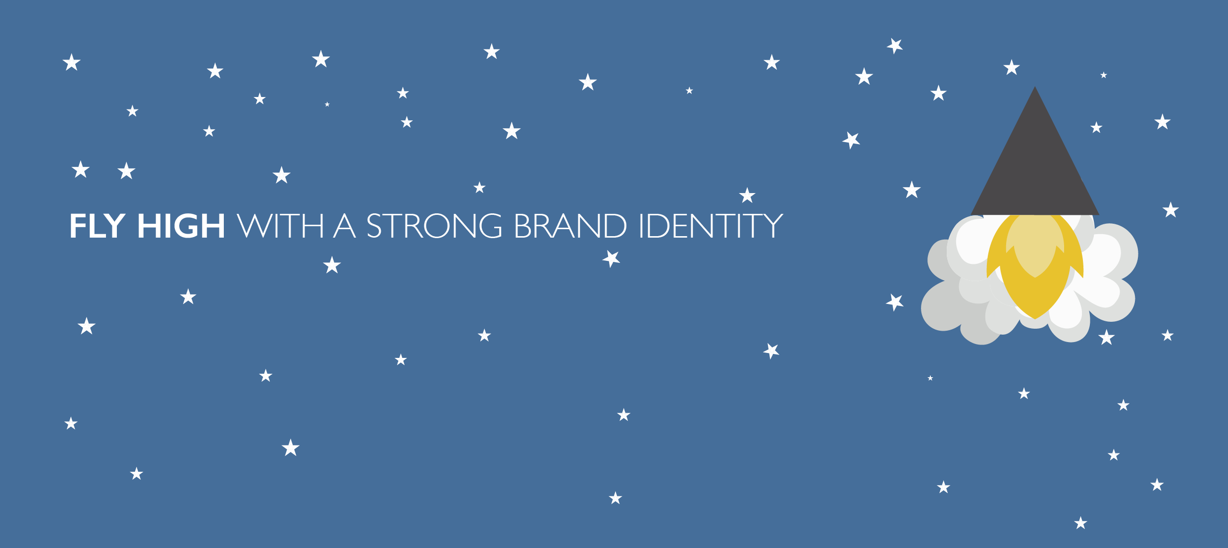 Fly High With A Strong Brand Identity