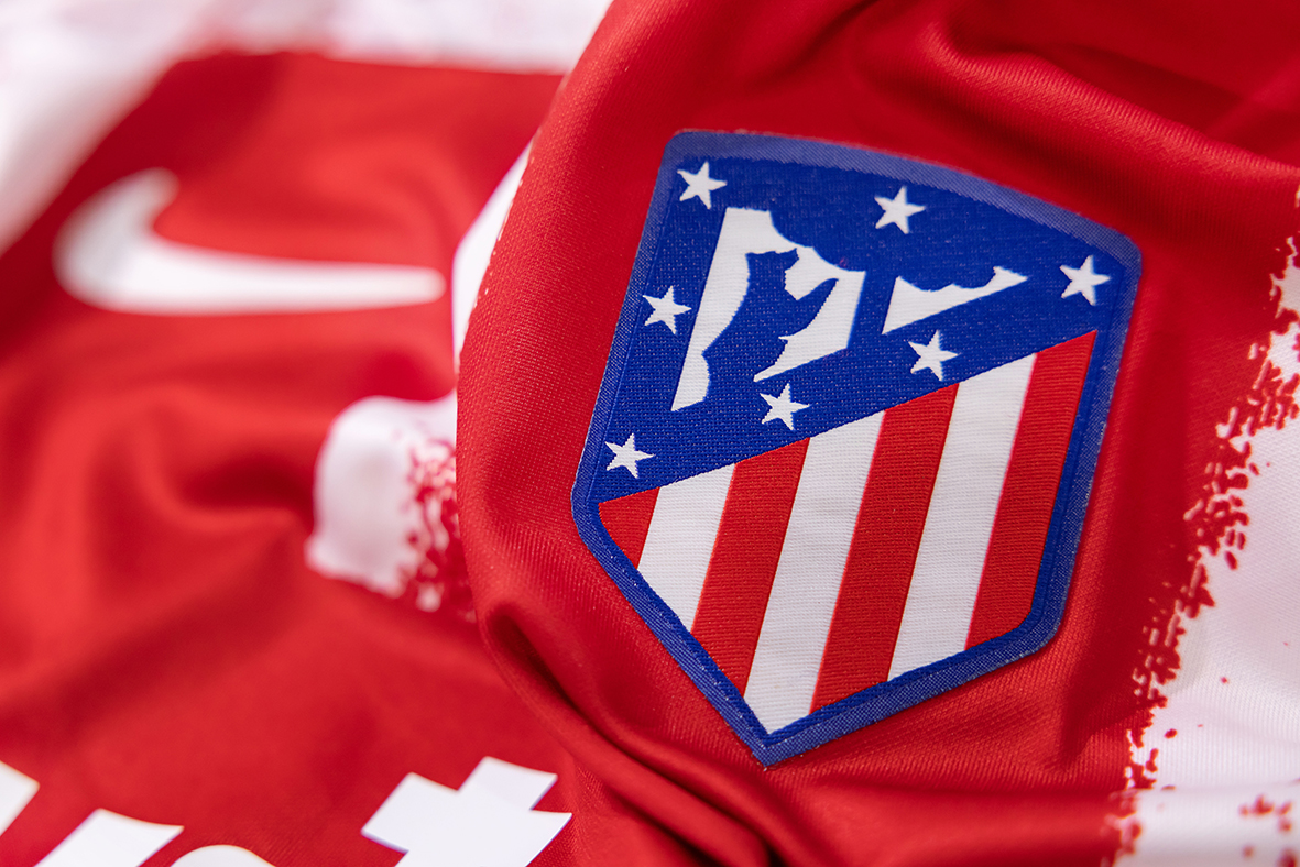 Athletico Madrid, a brand with values