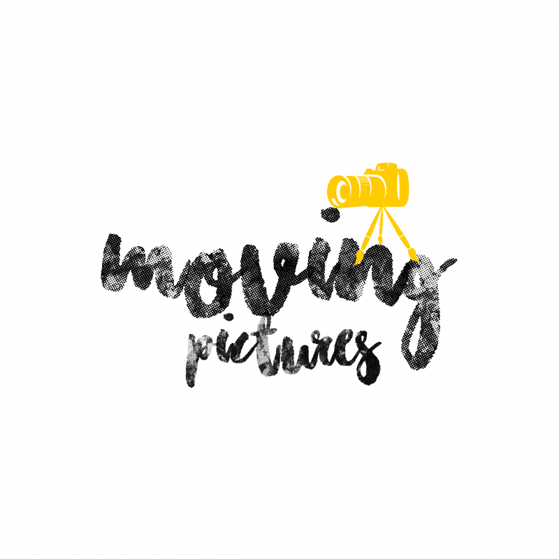 Moving Pictures Brand Identity - The Shape