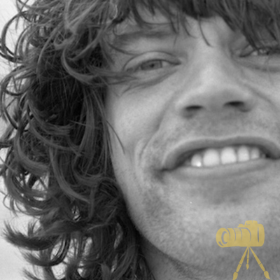 MOVING PICTURES MICK JAGGER SMILE WATERMARK