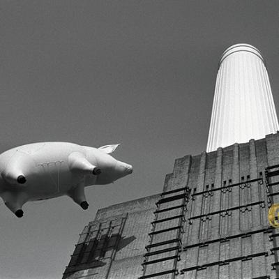 Pink Floyd, Battersea Power Station, Carinthia West