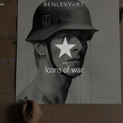 BEN LEVY WEBSITE DESIGN